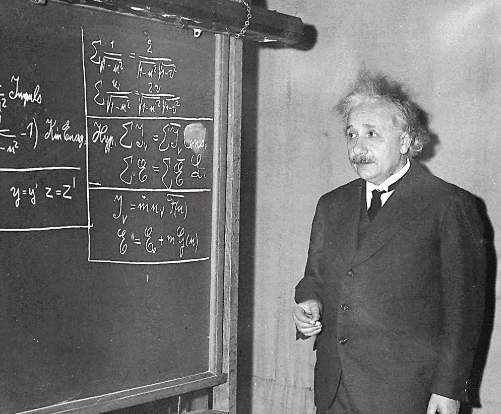 November 21, 1905: Einstein's mass-energy equivalence paper is published | Knappily