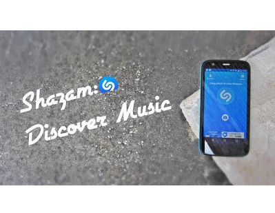 Apple-Shazam: musically ever after   Knappily