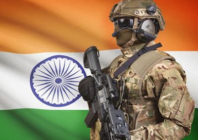 Filling the hollowness of India's military   Knappily